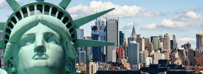 Нью-Йорк - дешевые авиабилеты