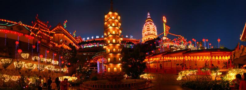 Китай Новый год