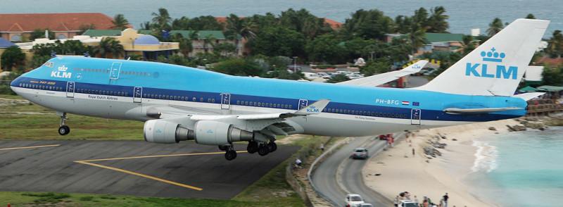 KLM - Онлайн регистрация, Проверка брони, Схемы салона