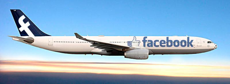 facebookair Новая авиакомпания