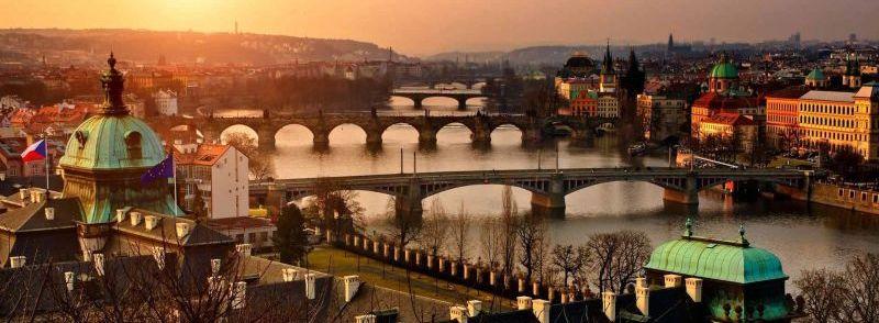 Прага - дешевые авиабилеты