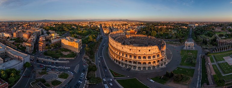 Рим - дешевые авиабилеты