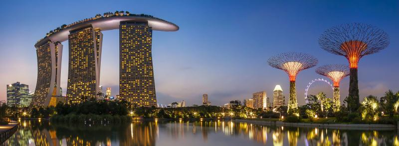 Сингапур дешевые авиабилеты