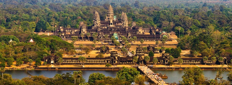 Камбоджа - дешевые авиабилеты