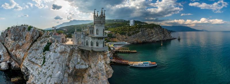 Крым - дешевые авиабилеты
