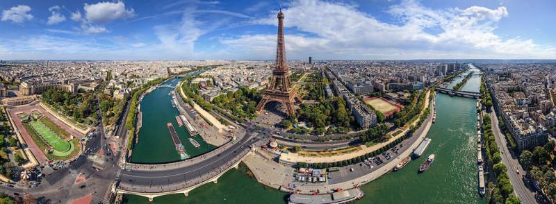 Париж - дешевые авиабилеты