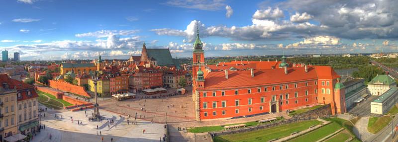 Варшава - дешевые авиабилеты