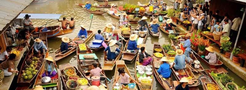 Бангкок - дешевые авиабилеты