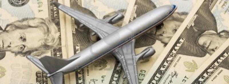 Пересчет цены авиабилетов по новому курсу