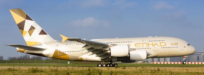 Etihad Airways - Онлайн регистрация, Проверка брони, Направления
