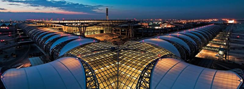 Аэропорт Суварнабхуми (BKK) - Бангкок. Как добраться. Онлайн табло. Схема аэропорта. Авиакомпании