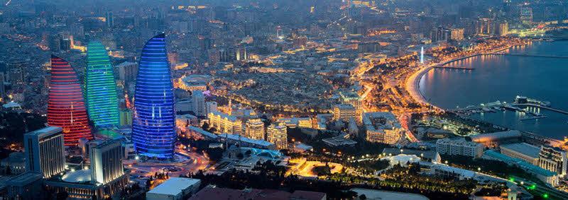Баку - Азербайджан