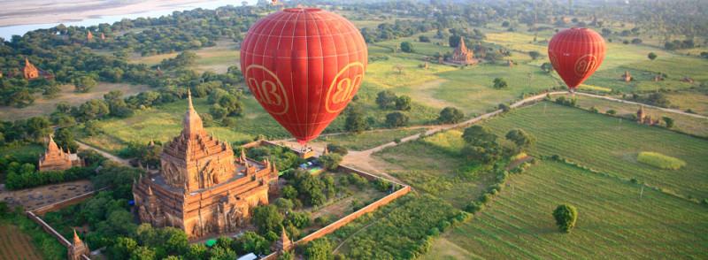 Мьянма - дешевые авиабилеты