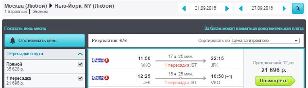 Москва - Нью-Йорк - Москва