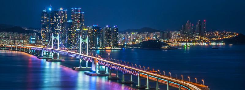 Корея дешевые авиабилеты