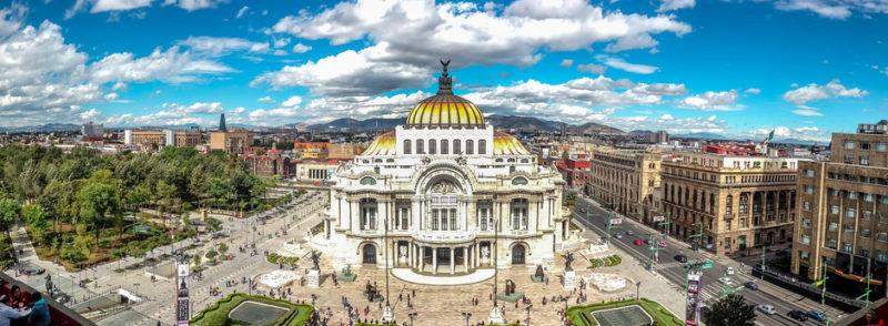 Мехико - дешевые авиабилеты