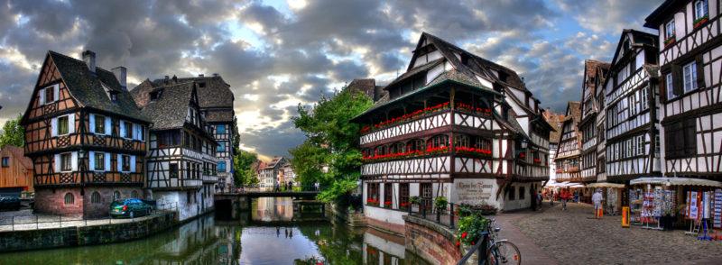 Страсбург - дешевые авиабилеты