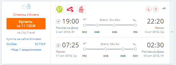 Ростов - Пекин - Ростов