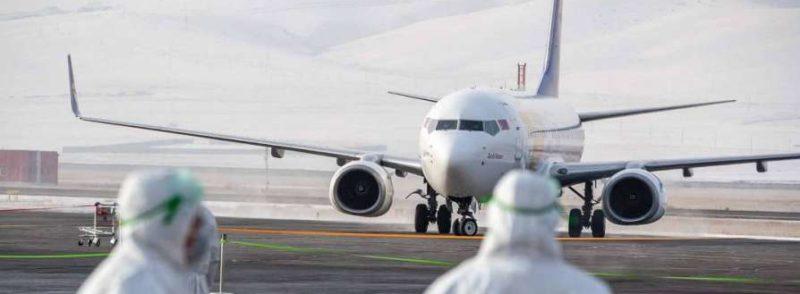 Коронавирус авиакомпании
